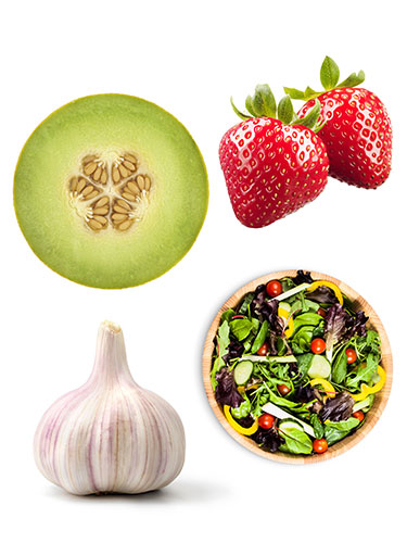 9 Foods That Fight Hot Flashes