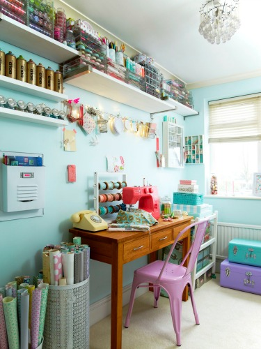 Craft room ideas for craft room for Ideas for craft rooms