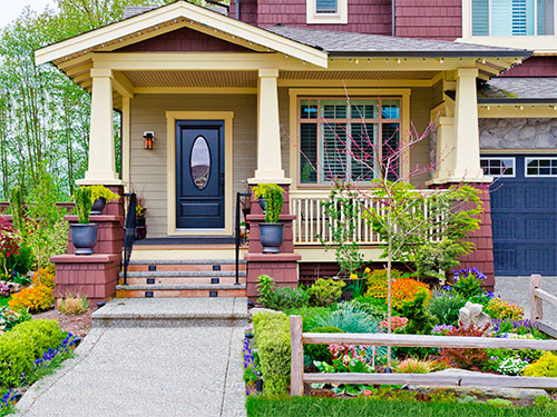 be house proud - Landscaping Design Ideas For Front Of House