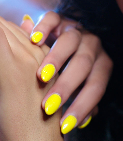 What Nail Color Is In: What Your Nail Color Means