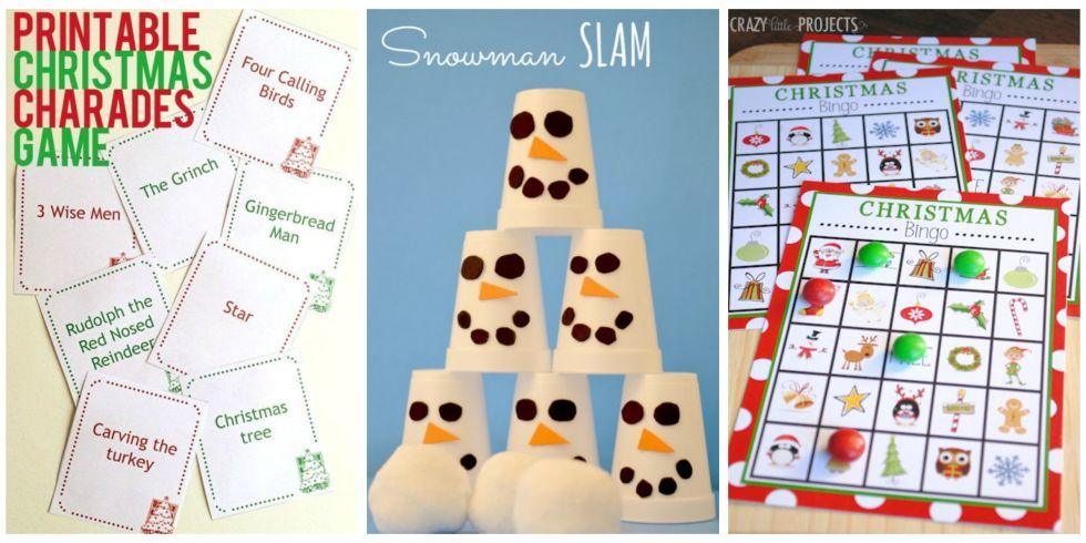 Christmas Kid Games Ideas | Kids