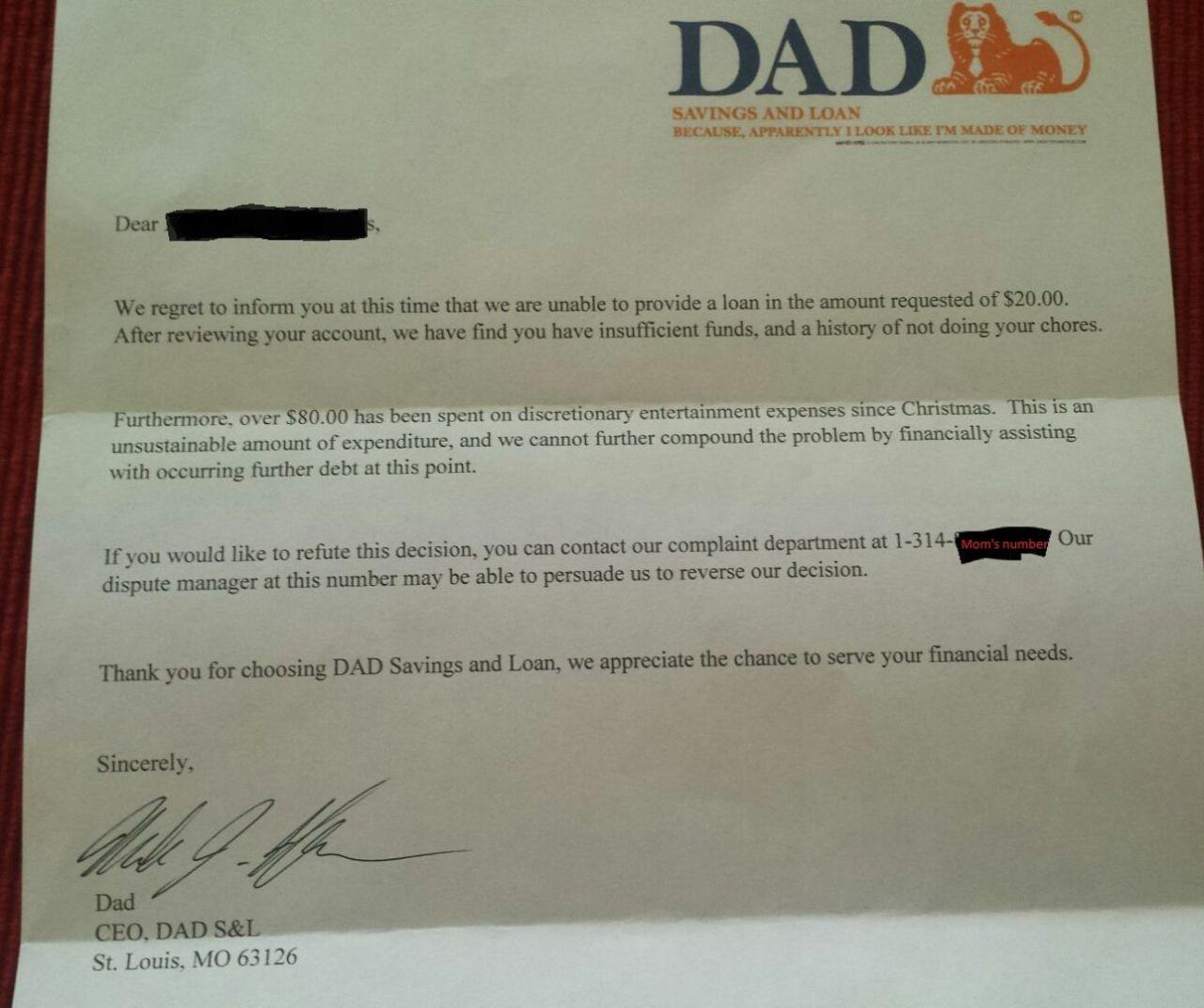 lettera del papà al figlio di 6 anni
