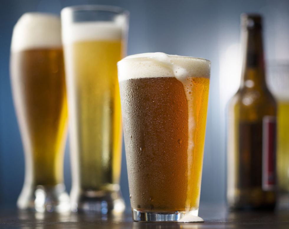 Beer as a Hair Conditioning Treatment