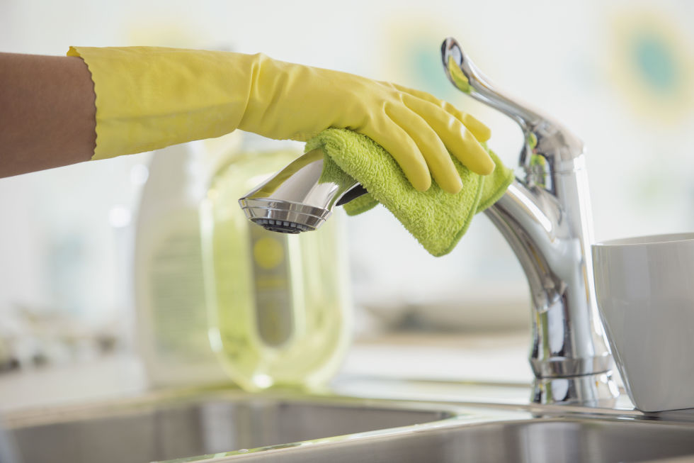 Tips To A Clean Kitchen This Spring Thrifty Appliance Parts Llc
