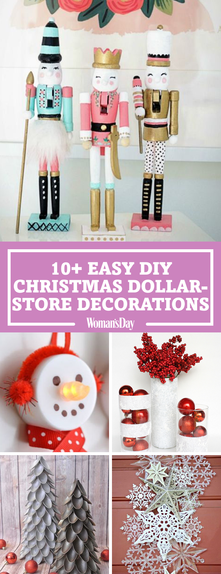 dollar store crafts christmas dollar christmas decorations christmas decor from 10799