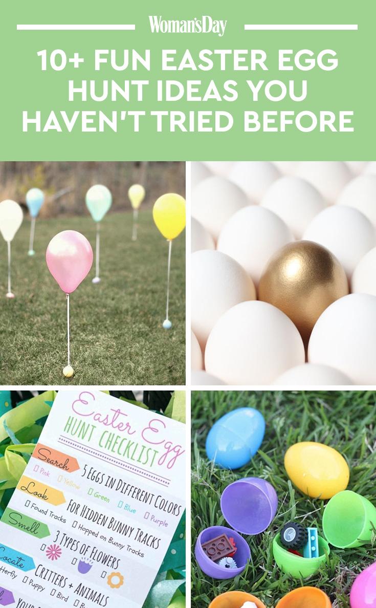 10 Fun Easter Egg Hunt Ideas for Kids - Easter Sunday ...