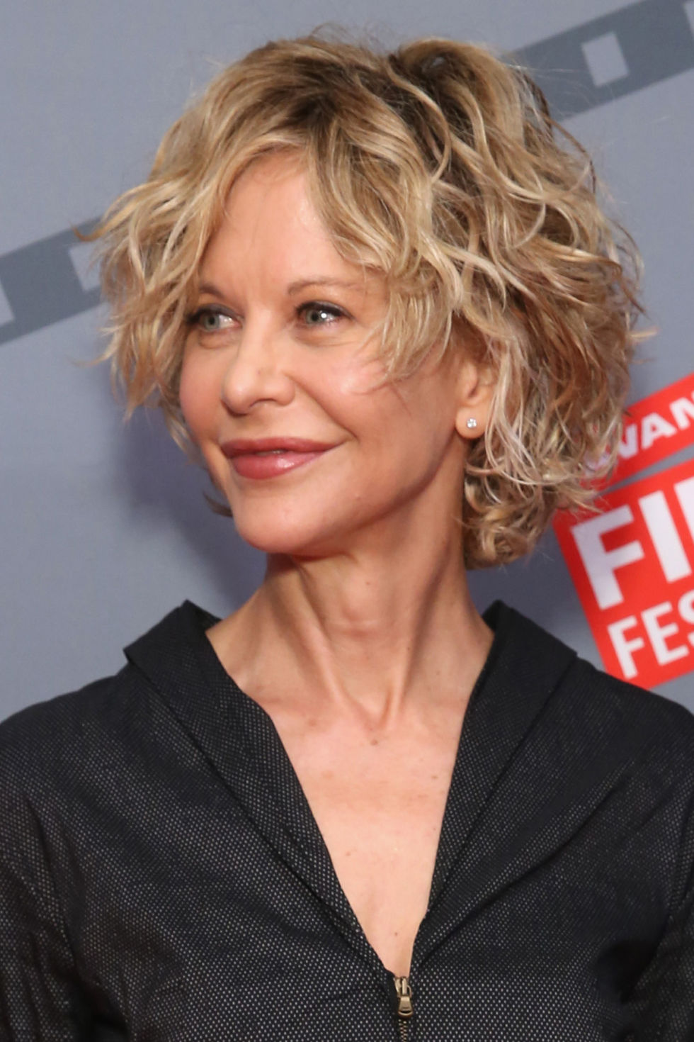 Meg Ryan Short Hairstyles Fade Haircut