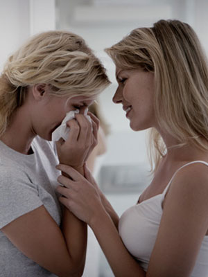 Image result for Images of women comforting abused woman