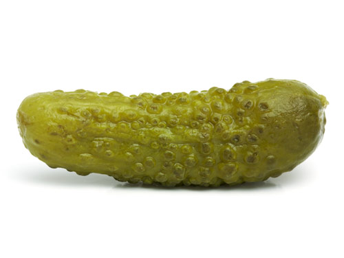 Types of Pickles - Half Sour, Sweet and Dill Pickles